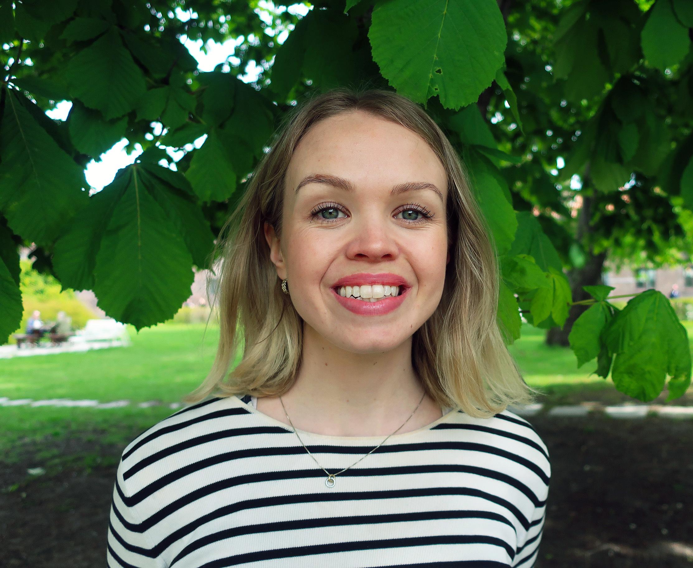 Anine Dedekam Moldskred, prosjektleder