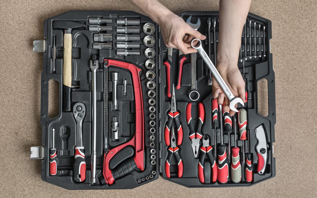 Hva slags verktøy trenger jeg?
