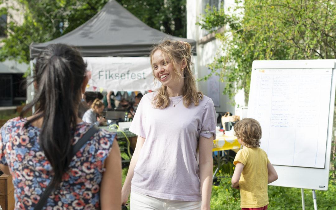 Se bilder fra årets første Fiksefest!